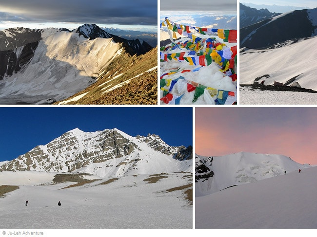 6-day Stok Kangri trek from Zingchen, Fixed Departures, Ladakh