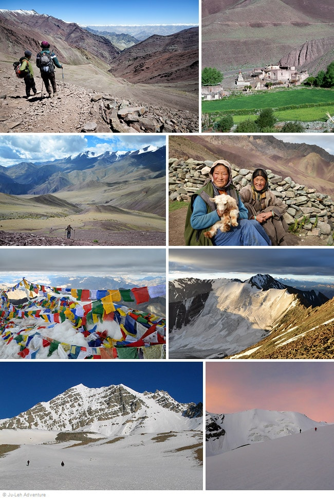 Markha Valley trek and Stok Kangri climb, Ladakh