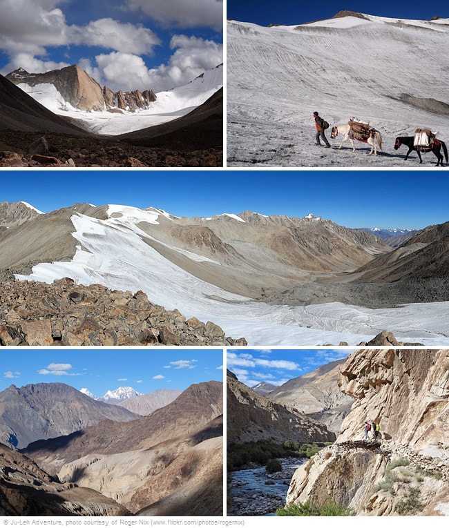 Nubra trek from Phyang to Hunder in Ladakh